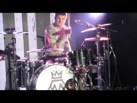 Fall Out Boy- Tell That Mick He Just Made My List Of Things To Do Today -Columbus