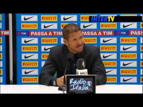 | INTERTV |   Diego Pablo Simeone el-Cholo....