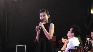 Con gái nuôi Phi Nhung đi thi Solo cùng Bolero 2017 (14/11/2017)