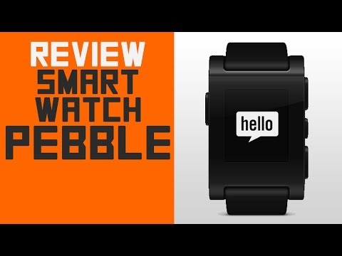 Review |�SmartWatch Pebble En Espa�ol (Pros y Contras)