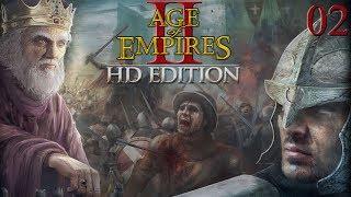 Age of Empires 2 #02 mit Matteo, Yoshi, Tasse und Burner
