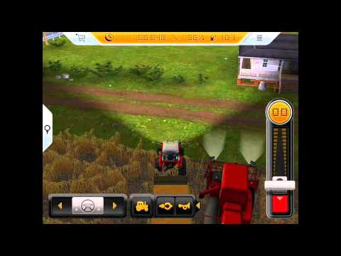 Farming Simulator 14 App Review on iPad Air