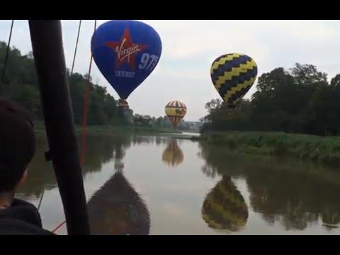Annual BYOB (Bring Your Own Balloon) Sun Aug 3, 2014 - AM Flight - 2nd of 4 videos
