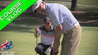 REDCLIFFE GOLF CLUB COURSE VLOG with GRAHAM ARNOTT PART 4