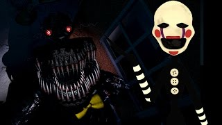 [SFM FNAF] THE PUPPET PLAYS: Five Nights at Freddy's 4 (Night 7)