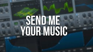 SEND ME YOUR MUSIC! (Live Song Review) - RPS Livestream #52