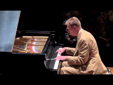 John Ferguson (piano) performs Symphony No.9, Presto (Beetho