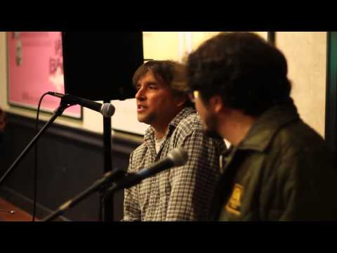 Richard Linklater discusses Martin Scorsese's THE KING OF COMEDY at the Marchesa (1/26/14)