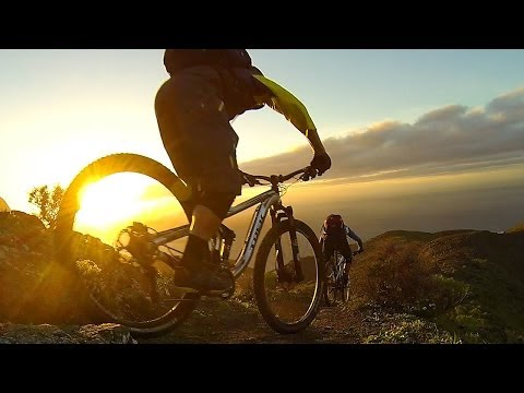 Over Gran Canaria: The Ultimate MTB Wheel Size Shootout?   Trail Ninja. Ep. 11
