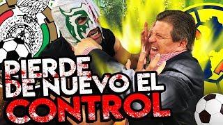 """Miguel """" El Piojo"""" Herrera y Súper Escorpión Dorado al Volante"""