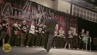 Salef Celiz vs Michael Guthrie   Final Tricking Battle Hyper Games AmeriKick 2015