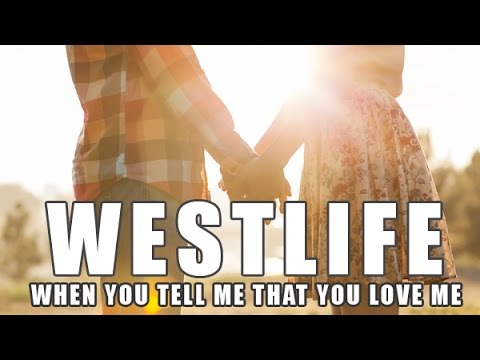 Westlife/Diana Rose - When You Tell Me That You Love Me (Cover by Tereza Ft. Rereysa)