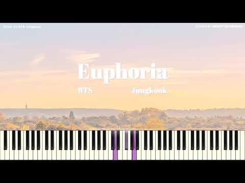 Download BTS Jungkook - Euphoria Piano Ver. 방탄소년단 정국 - 유포리아 PIANO COVER Mp4 baru