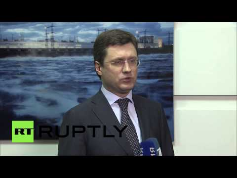 Russia: Novak discusses the possibility of prolonging Ukraine gas discount
