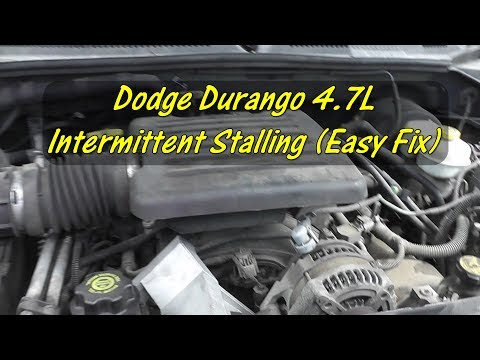 Intermittent Stalling 2003 Dodge Durango 4.7L