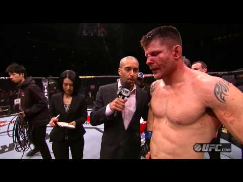 UFC on FUEL TV 8: Wanderlei Silva and Brian Stann Post-Fight Interview...