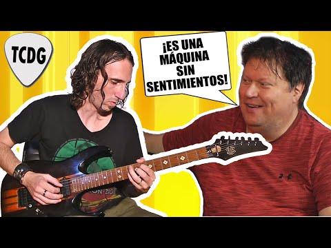 ¡TIMO TOLKKI (guitarrista de Stratovarius) me criticó despiadadamente al ver mi cover de su canción!