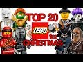 Top 20 LEGO Sets For Christmas mp3