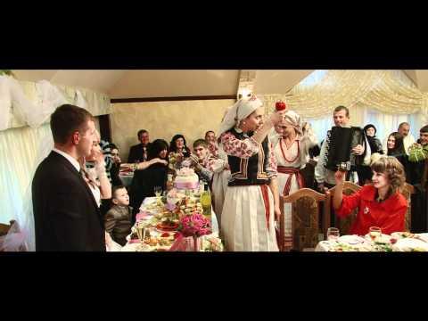 Українські весільні, пісні та приказки