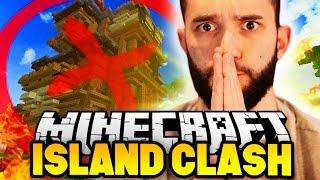 MINECRAFT vs NINJAS! Island Clash: Episode 1 (Season 2)