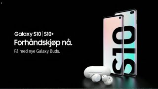 Samsung Galaxy S10 Official Commercial LEAKED!
