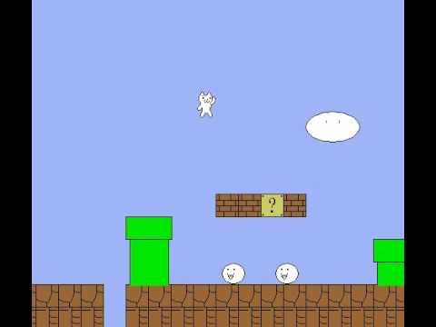 (Cat Mario)(Она Выбешивает Меня)(Б%№?#)(C#!$)