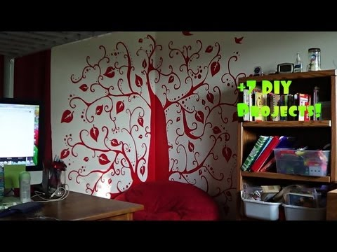 How to redo your room 7 diy projects howtobyjordan for Cool diys for your room