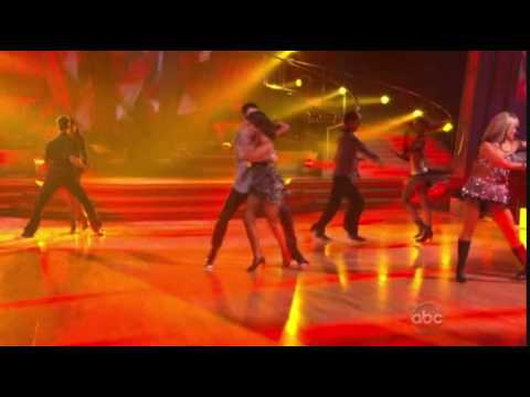 DWTS Season 10 Pro Dance