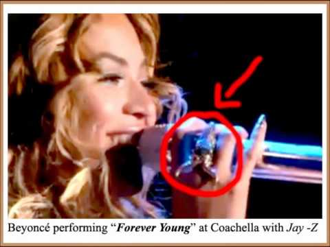 Beyonce And Jay Z Illuminati Jay-z + beyonce = devil child?