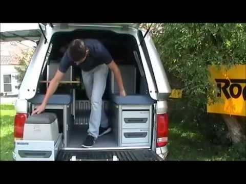 Vw Volkswagen Amarok Hardtop Camper Pick Up Vario Top By