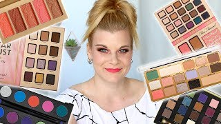 Limited Edition/Discontinued Palettes I Still Use & Love | Makeup Your Mind