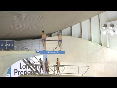 Tom's Dive Guides: Olympic Synchro