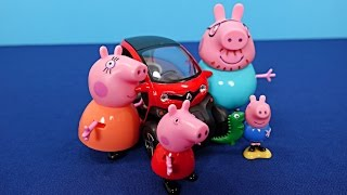 Peppa Pig in English. Peppa