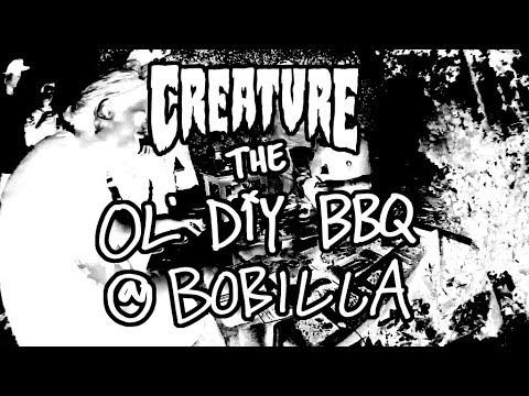 The Ol' DIY BBQ @ BOBILLA