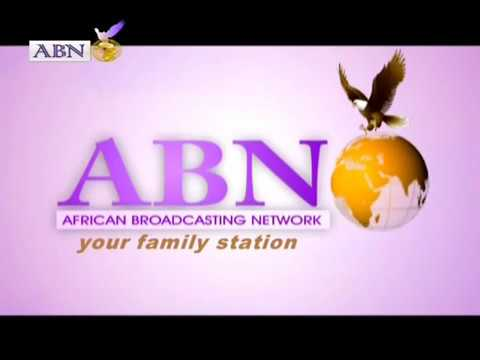 ABN - AFRICAN BROADCASTING NETWORK ID FREE TO VIEW IN  SOUTH AFRICA