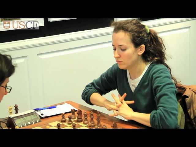 Women Talk Chess: Beating the Boys