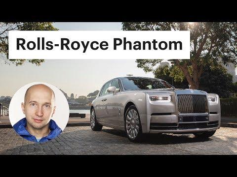 Новый Rolls-Royce Phantom - самая дорогая машина в мире / Обзор Роллс-Ройс Фантом
