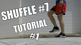 SHUFFLE #7 TUTORIAL RUNNING MAN & LATERAL MOVES SHUFFLE | AXEL - OH