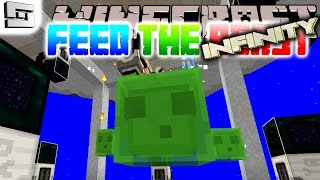 Minecraft Mods FTB Infinity - AUTO SPAWNERS! ( Hermitcraft Feed The Beast E35 )