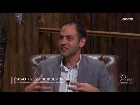 Jésus-christ Seigneur de mon temps - Prières Inspirées - Jérémy Sourdril et Michael Lebeau