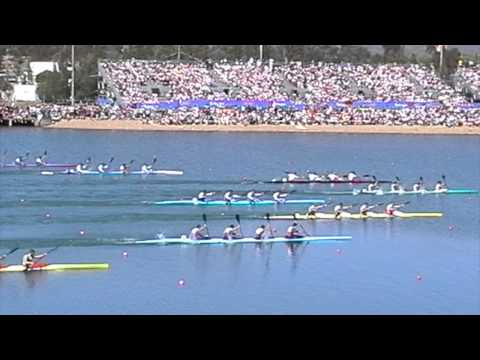 Sydney Olympic Games K4 Men 1000m F