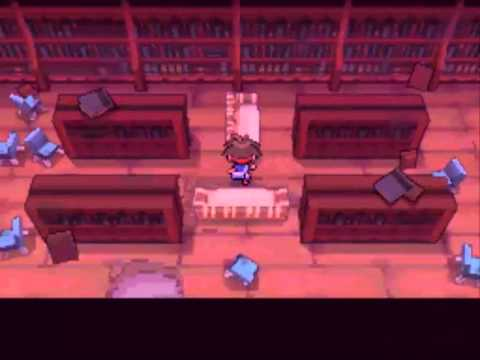 Pokemon Black/White 2 Walkthrough Part 38: Strange House