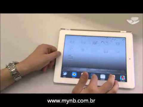 Apple Ipad 2 Confira o video review do novo tablet da Apple o Ipad 2