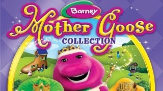Barney Mother Goose Collection