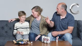 Parents Explain Peer Pressure | Cut