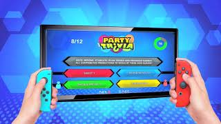 Party Trivia on Nintendo SWITCH