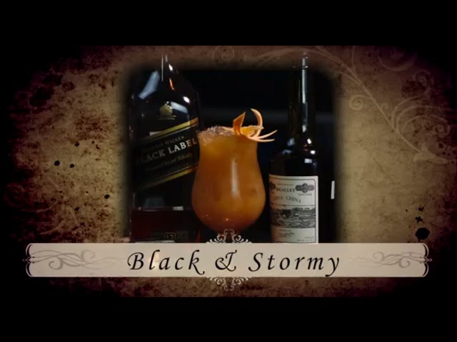 Black amp Stormy