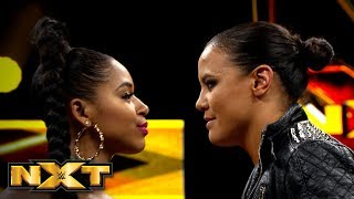 Will Baszler break Belair's undefeated streak at TakeOver: Phoenix?: WWE NXT, Jan. 23, 2019