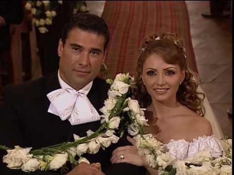 Angelica Rivera y Eduardo Yañez. DA 167-170H