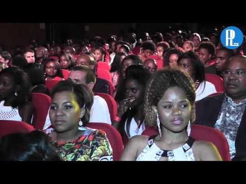 Witney Shikongo é eleita Miss Angola 2015